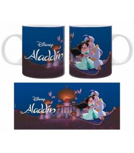 "DISNEY - MUG/TAZZA 320ML - ""ALADIN FLYNG CARPET"""