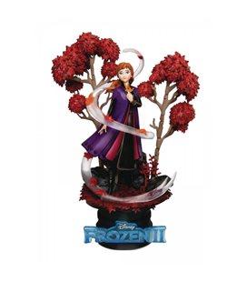 Disney Frozen D-Stage - Diorama Di Anna Da 16 Cm