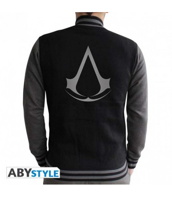 """ASSASSIN'S CREED - JACKET/GIACCA """"CREST"""" (XL-SIZE)"""
