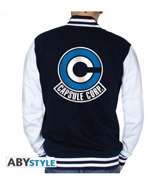 Dragon Ball - Giacca - Jacket - Capsule Corporation - Ufficiale - Tg M