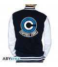 Dragon Ball - Giacca - Jacket - Capsule Corporation - Ufficiale - Tg S