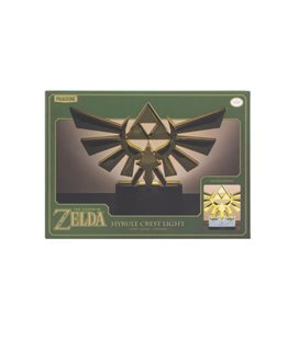 Lampada The Legend Of Zelda Hyrule Crest Light