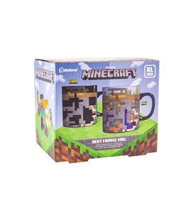 Tazza Termica Minecraft Xl Da 550 Ml