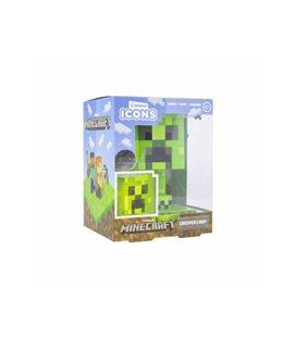 Mini Lampada Icon: Creeper Di Minecraft
