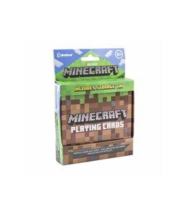 Carte Da Gioco Minecraft Con Tin Box