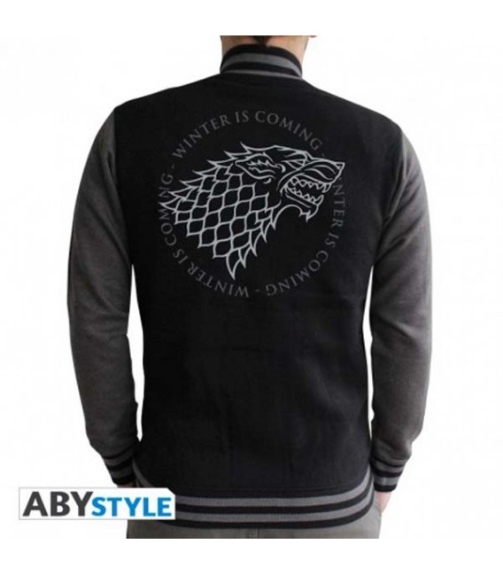 """GAME OF THRONES - JACKET/GIACCA """"STARK"""" (SIZE-XL)"""