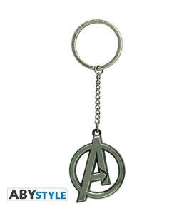 Portachiavi Marvel Emblema Avengers