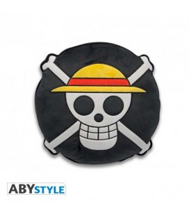 "ONE PIECE - CUSCINO/PILLOW ""SKULL"