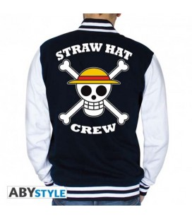 "ONE PIECE - JACKET/GIACCA ""SKULL LUFFY"" (2XL-SIZE)"