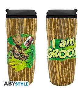 Travel Mug Di Groot - Marvel