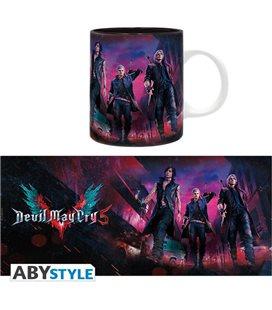 Tazza Con Personaggi Devil May Cry 5 - 320 Ml - Abystyle