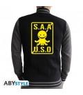 """ASSASSINATION CLASSROOM - JACKET/GIACCA """"S.A.A.U.S.O"""" (SIZE-2XL)"""