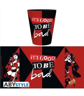 Tazza Harley Quinn It'S Good To Be Bad - 250 Ml - Dc Comics