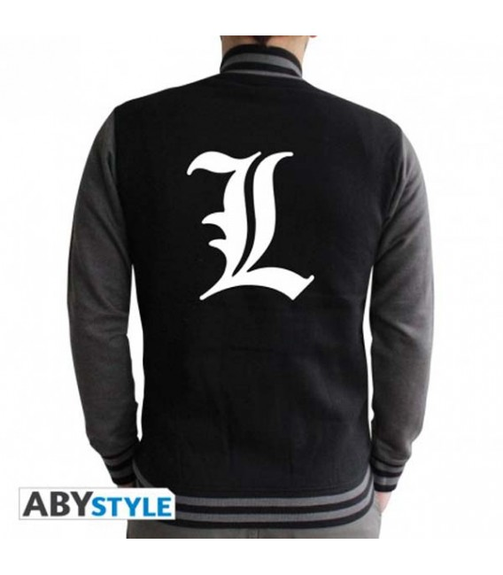 """DEATH NOTE - JACKET/GIACCA """"L"""" (SIZE-XL)"""