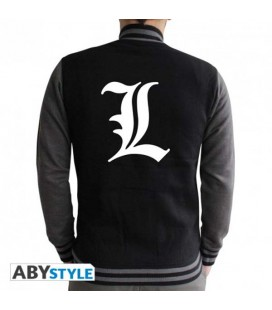 "DEATH NOTE - JACKET/GIACCA ""L"" (SIZE-XL)"