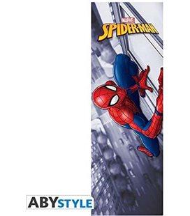 Spiderman - Spider Man - Door - Poster - Wallpaper - Abystyle - Ufficiale - 53 X 158 Cm - Carta Laminata 170 Gr