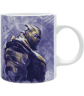 Thanos - Avengers - Marvel - Mug Tazza - Abystyle - Ceramica - 320 Ml - 14 Cm