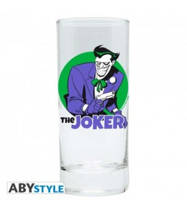 "DC COMICS - GLASS/BICCHIERE ""JOKER"""