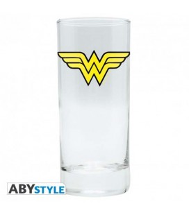 "DC COMICS - GLASS/BICCHIERE ""WONDER WOMAN"""