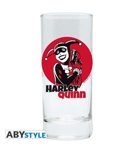 Bicchiere 290 Ml - Dc Comics - Harley Quinn - Abystyle