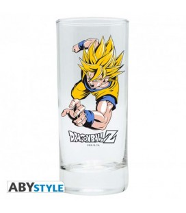 "DRAGON BALL - GLASS / BICCHIERE ""GOKU"""