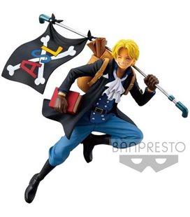 Banpresto One Piece - Sabo - Pvc - Action Figure - Statuina - Collectibles - 19 Cm