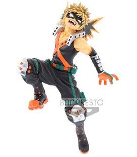 XxxMy Hero Academia - Banpresto - Action Figure - King Of Artist - Katsuki Bakugo Bakugou - Pvc - 16 Cm