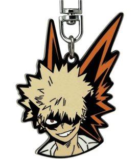 My Hero Academia - Abystyle - Portachiavi - Keychain - Metallico - Metal - Katsuki Bakugo - 4,3 Cm