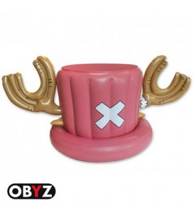 One Piece - Cappello Gonfiabile - Inflatable Hat - Chopper - Cosplay - 30 Cm