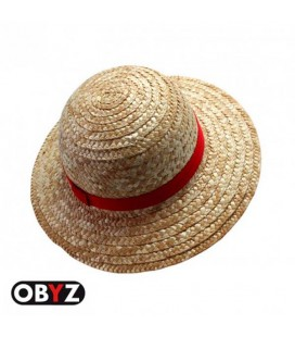 "ONE PIECE - STRAW HAT/CAPPELLO DI PAGLIA ""LUFFY"" ""ADULT SIZE"""