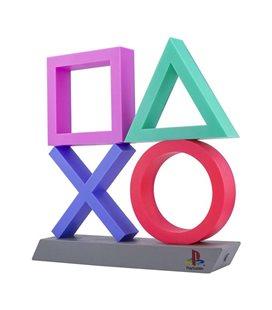 Paladone - Playstation - Lampada Xl - Lamp light - 35 x 32 x 6 Cm - 3 - Usb Led