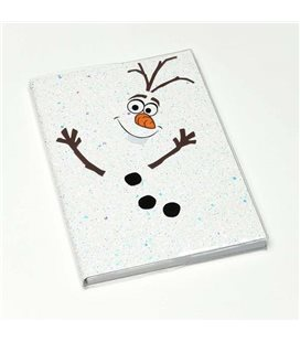 Frozen 2 - Paladone - Disney - Quaderno - Set Notebook - A5 - 200 Pg