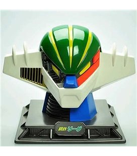 Kotetsu Jeeg Coin Bank By Hl Pro By Jeeg - Steel Jeeg Robot D'Acciaio - Salvadanaio 27 X 20 Cm
