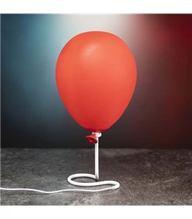 It Stephen King - Paladone Products - Pennywise - Icona - Palloncino - Balloon - Red- Lampada - Lamp - Light - Led - Usb - 34