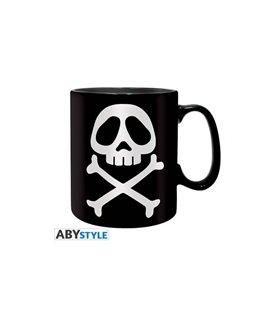 Albator/Capitan Harlock - Mug/Tazza - King Size 460Ml - Space Pirate