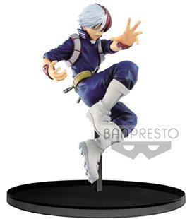Banpresto - My Hero Academia - Shoto Todoroki - Action Figure - 17 Cm - Pvc
