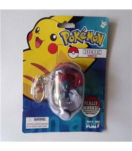 Basic Fun - Pokemon Series 13 - Weavile Keychain Portachiave
