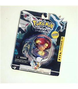 Basic Fun - Pokemon Series 16 - Buneary Keychain Portachiave