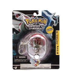 Basic Fun - Pokemon Series 16 - Staravia Keychain Portachiave