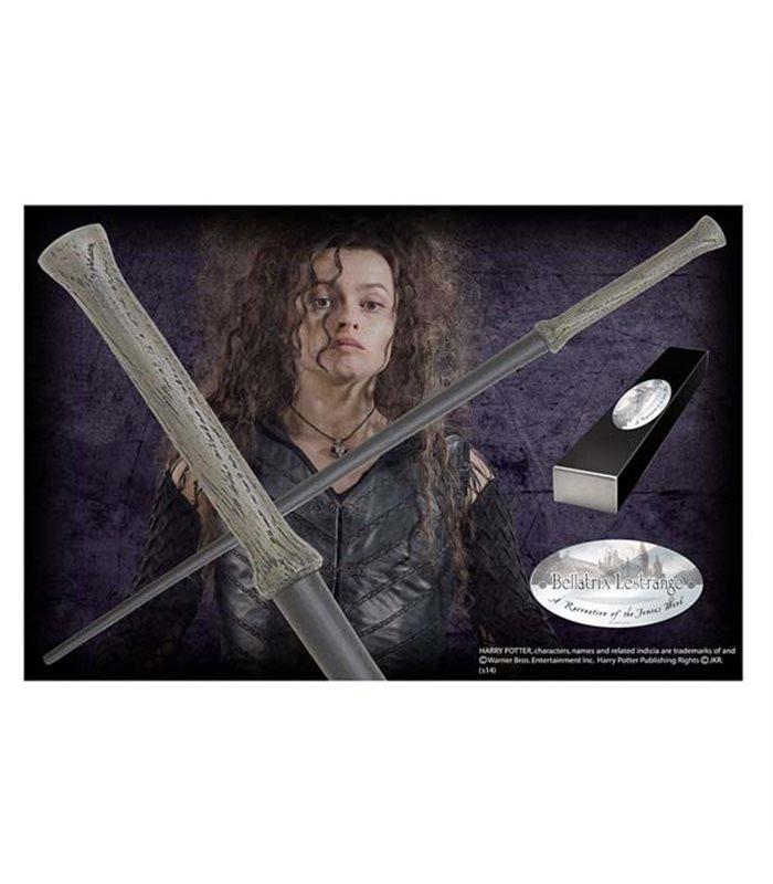 GWLDV Harry Potter Serie-Bellatrix Lestrange Bacchetta Magica di Cosplay Props Mago Bacchetta Centro del Metallo Addestramento guidato la Bacchetta Magica Rod