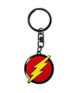 Portachiavi con logo di Flash - DC Comics - Abystyle keyring