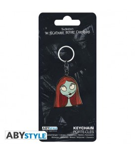 NIGHTMARE BEFORE CHRISTMAS/SALLY - KEYCHAIN / PORTACHIAVI -3,4X4,9 CM