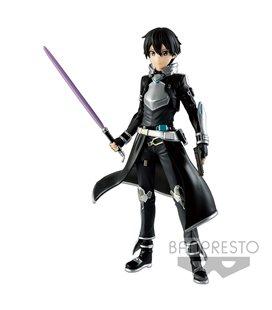 Xxx Banpresto - Sword Art Online - Kirito - Action Figure - 20 Cm
