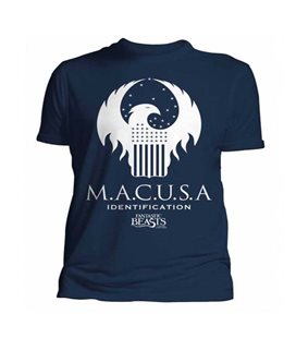 PHM - Fantastic Beasts - Maglia T-Shirt Macusa - M