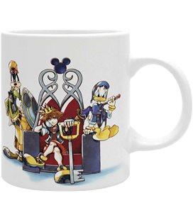 Tazza Disney Kingdom Hearts Artworks - 320 Ml - Abystyle