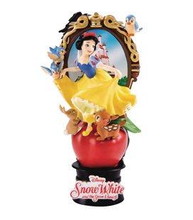 Beast Kingdom - Diorama Biancaneve - Snow White and the Seven Dwarfs Disney 15 cm