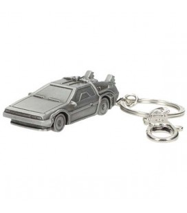"BACK TO THE FUTURE -KEYRING/PORTACHIAVI ""DELOREAN 3D"""