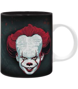 Tazza 320 Ml - It - Pennywise - Stephen King - Losers - Abystyle