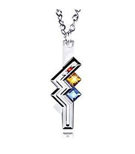 Pidak Shop - Necklace/Collana Fulmine/Lighting Bolt 6Cm