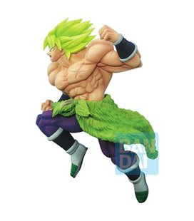 Dragon Ball Super - Action Figure Broly Full Power